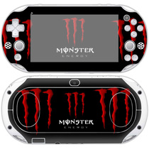 PSV2000 Sticker Pain Sticker Anime fuselage sticker PSVita Electrostatic sticker psvita cute cartoon sticker 11