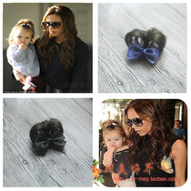 Childrens wig headdress hair accessories child safety clip hair clip baby baby wig curly hair hair accessories 0-12 months