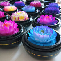 Thai hand-carved soap flower lavender Club Hotel Inn decoration decoration tourist souvenirs gift gift