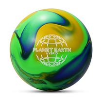 PBS dedicated bowling Planet Earth Hybrid Earth saucer ball straight arc ball