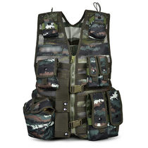 13-style tactical vest 06 single-man combat carrying with 07 digital camouflage tactics armor general 06 bullet bag