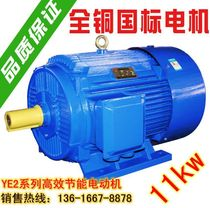 GB new Y series three-phase asynchronous Motor Motor y160m 11KW kilowatt 2 two 4 4 6 6