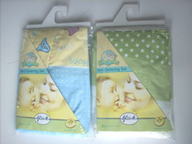 Baby baby sheets cotton cotton sheets export special clearance bed Li bed skirt British bed