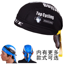 TOPCYCLING top cycling mountain bike sunscreen moisture wicking sports headscarf pirate hat quick-drying