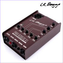 D tune the instrument L R Baggs Para DI fore ballad electric box guitar DI 5 band equalizer