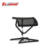 Baoyou mobile lying Shubao net cloth relax leg support lifting foot chair adjustable footstool joint friend.