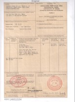 ASEAN certificate of Origin FE certificate FORM E speed fast real FTA