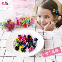 South Korea cute child hairpin clip flower lady Princess hairpin bangs folder baby side clip headdress hair accessories