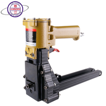 Taiwan steady ting pneumatic sealing machine baler sealing carton machine nail box machine seal box gun WA-012