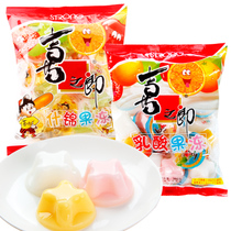 Hi lang juice jelly pudding 360g * 5 sacs assortiment de gelée à lacide lactique FCL collation en gros