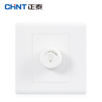 CHiNT electrician NEW7D 86 type wall switch socket panel dimmer switch