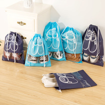 Travel storage bag shoes clothing finishing bag shoes bag clothes drawstring bag drawstring bag travel luggage bag