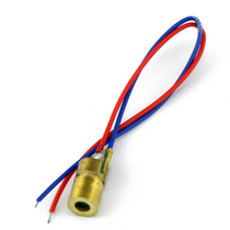Legrand 6MM laser point rouge tête semiconductor laser appareil 5V
