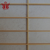 Sheng Tang and room yunlong barrier paper Japanese-style barrier door paper plaid door paper barrier paper and room paper tatami door paper