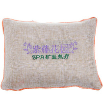 Wisteria garden aromatherapy warm pillow coarse salt hot pack salt wrap package AI salt package family Hot special