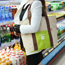 Japan portable insulation bag lunch bag with lunch shopping hot fashion thickening bag large picnic bag