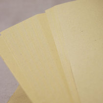 100 sheets 80g kraft paper A4 wrapping paper a4 Kraft printing paper Diy vintage design manuscript paper