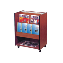 Factory outlets F-110 high-grade newspaper rack hotel supplies office lobby newspaper rack data rack