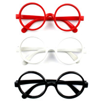 Lin Fang 10g alai round glasses little grape glasses Harry Potter ph. Glasses funny Glasses