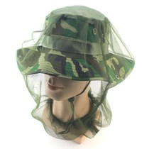 Anti-veil Outdoor anti-gauze net hat hood sleeping with fishing anti-mosquito sunscreen summer mosquito mask