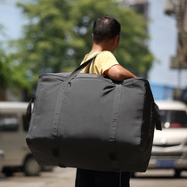 Guangzhou extra large épais imperméable à leau sac de transport de manutention de bagages prise en charge lot mixte
