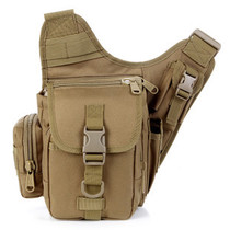 Genuine D5 column messenger bag tactical bag small saddle bag shoulder bag camera bag travel bag outdoor bag