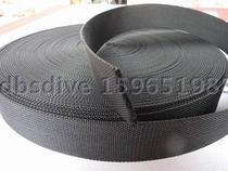 Diving belt thickened black nylon belt into the plate diving belt diving back tie belt belt lead belt weight