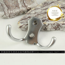 Madeburg madebao modern minimalist clothes hook coat hook double hook single coat hook work pearl chrome white