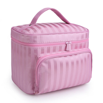 Oxford cloth tote make-up bag large capacity portable wash bag travel cosmetics bag washable make-up bag.