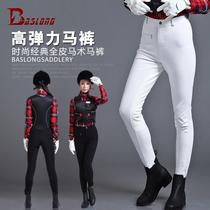 Equestrian riding pants riding pants riding pants riding pants wear comfortable breeches men and women high elastic breeches breathable skin