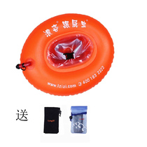 Wave posture with cockroach swimming bag adult double balloon float professional lifesaving storage drifting bag equipment