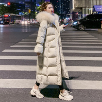 Anti-Season Sale Clearance down coat cotton jacket very cents cotton female Winter female Korean loose students in the long section