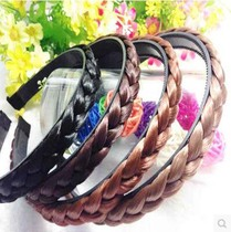 Hair Accessories Headwear Wig hair hoop with tooth pressure hair simple hairpin hair grotto hoop female braid headdress
