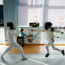 Zhang licensing fencing equipment CE certification can participate in the competition epee sword epee kit dedicated