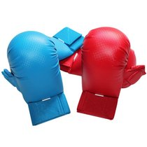 Karate protective gloves taekwondo gloves sandbag gloves speed ball forming liner with thumb