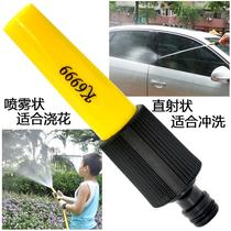 Imported explosion-proof anti-freeze hose hose home balcony watering water gun 5m 10m 20m cleaning set