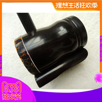 Gaohu carved dragon cylinder gaohu Ebony gaohu professional boutique gaohu