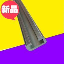 Route Galvanized c-type steel slider guide c-track groove steel c-tube clamping e-rail heavy galvanized c-type steel rail
