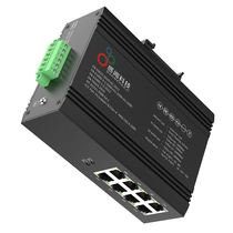 Sense of smell poe industrial switch 8-port fast card rail industrial Ethernet switch 6508FP
