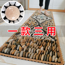 Such as stone such pebbles Footpad foot massage pad foot pedal acupuncture points acupressure Board home Yuhua stone foot pad