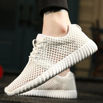 2019 new summer trend chaussures pour hommes Sports sauvages chaussures décontractées chaussures breathable mesh tide shoes chaussures hollow sandals