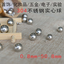 304 stainless steel ball 5-10 3mm 4mm5mm6mm8mm10mm12mm15mm20mm-40mm steel beads