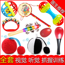 0-3 months baby vision training red ball baby visual chase red grip training toys puzzle