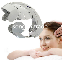 Electric head massager vibration massager to relieve fatigue brain relaxing head massage physiotherapy instrument