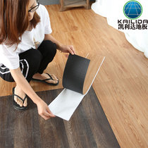 Self-adhesive floor stickers pvc floor leather thickening wear-resistant waterproof bedroom home cement floor stickers plastic glue