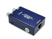 BNC to RJ45) two-way Video Converter) lightning protection code to) 703B) security) monitoring IPC