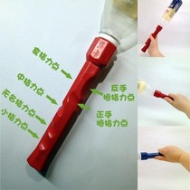 Badminton Grip Correction Device auxiliary trainer swing poignet Force Force Force single arm force force resistance