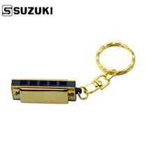 5-hole mini key fot small harmonica S-5 gold five-hole ten-tone mini childrens harmonica.