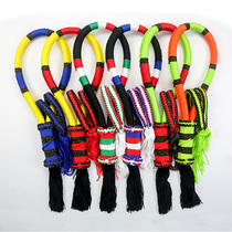 Thailand imported Muay Thai fighting fighting headband Sanda boxing training game dedicated headband arm hoop Mongolian empty