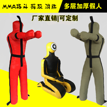 Fake model boxing dummy training wrestling judo boxing training fire training fire judo fake renal shape